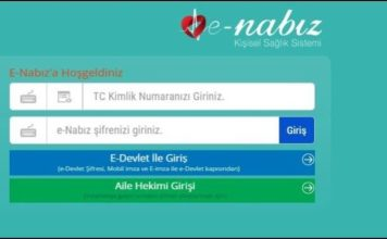 E-Nabız'dan HES kodu nasıl alınır?