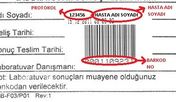 E-Nabız Covid 19 Barkod No nedir