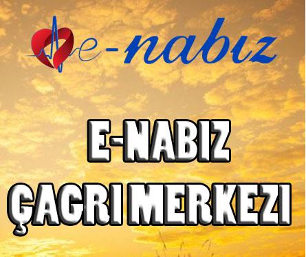 E-Nabız çağrı merkezi