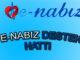 E-Nabız destek hattı