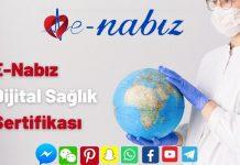 E-Nabız dijital sağlık sertifikası