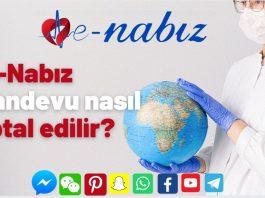 E-Nabız randevu nasıl iptal edilir?